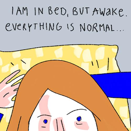 recurring dreams 1-2